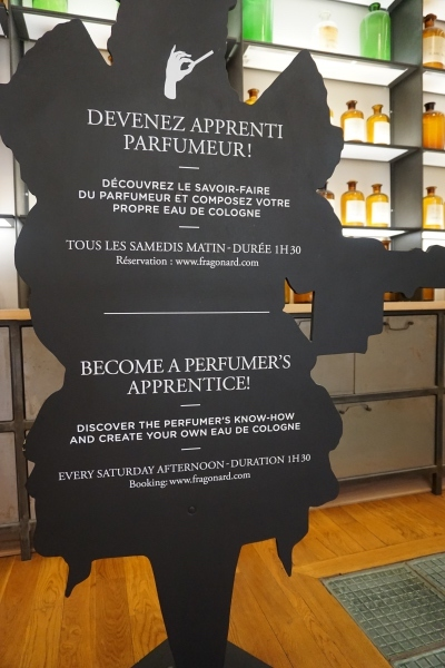 Apprenticeship fragonard the blue expat blog paris july 2019
