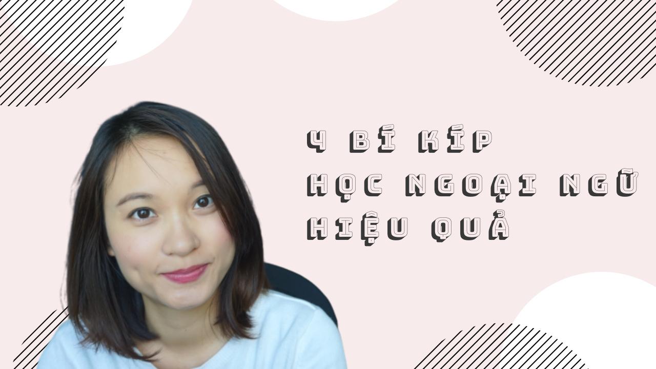 4 bí kíp học ngoại ngữ hiệu quả the blue expat podcast