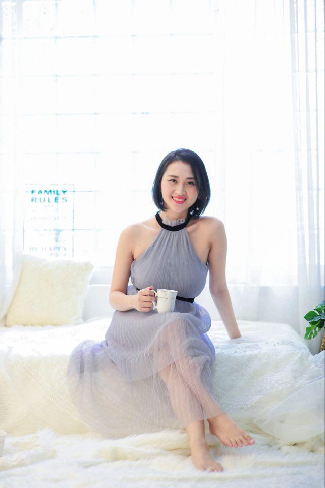 Maii Vu về nghề Life-coach và giấc mơ trao quyền năng tới nhiều phụ nữ phỏng vấn the blue expat podcast